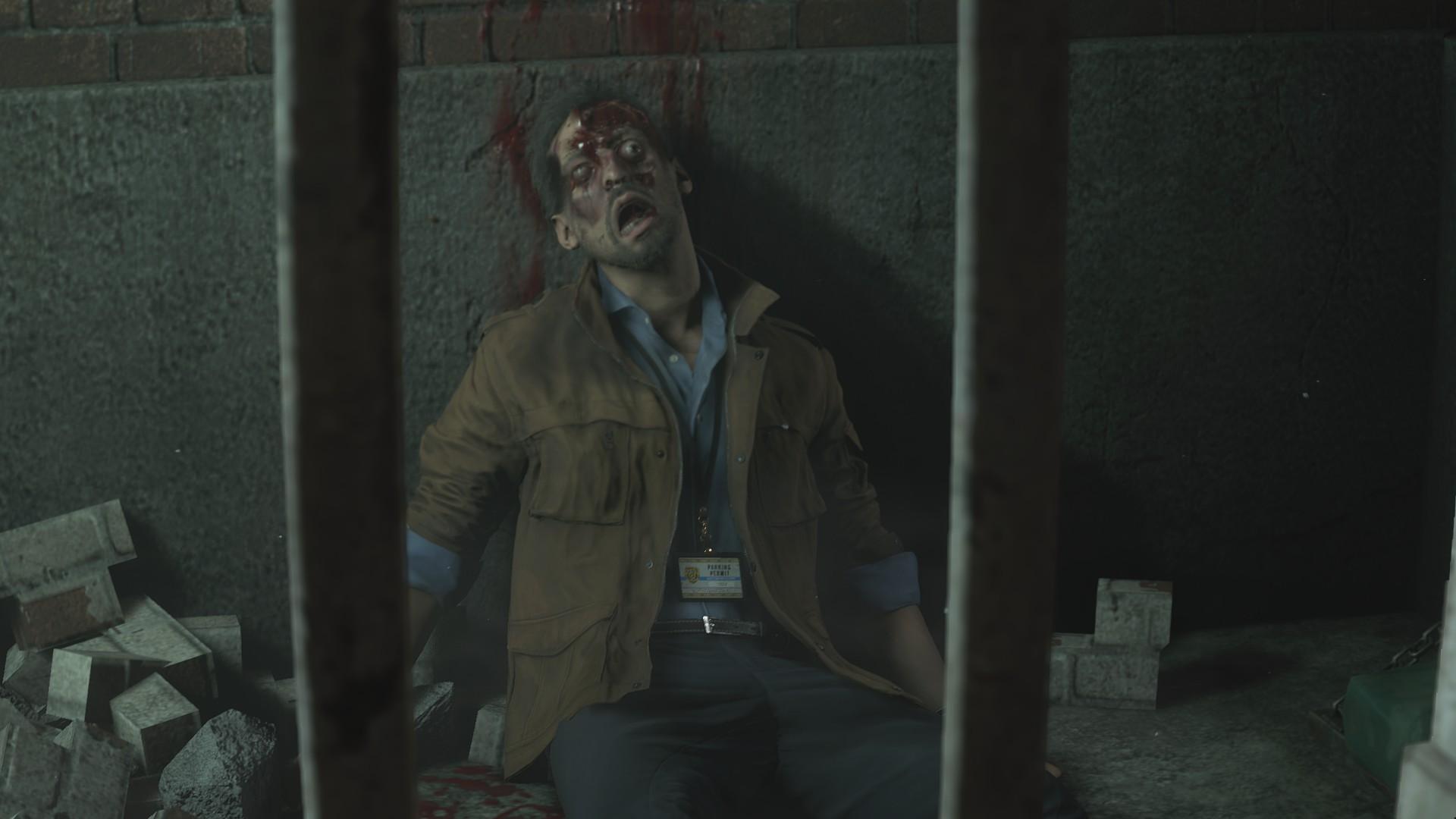Работа, учеба, диплом: / Я, здоровый сон, личная жизнь: - Resident Evil 2