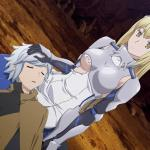 Is It Wrong to Try to Pick Up Girls in a Dungeon? Infinite Combate Геймплей