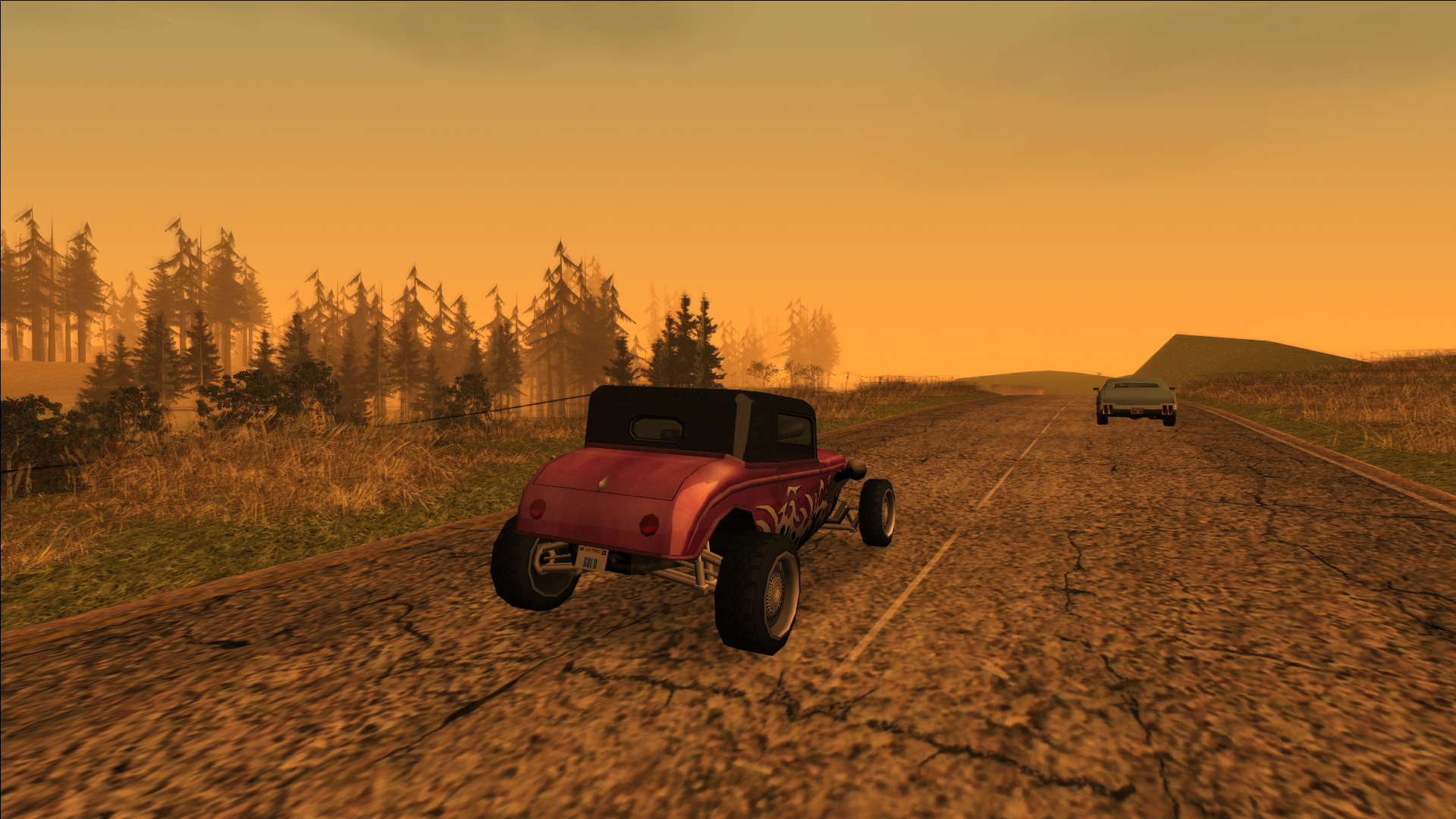 Atmosphere 90s - Grand Theft Auto: San Andreas