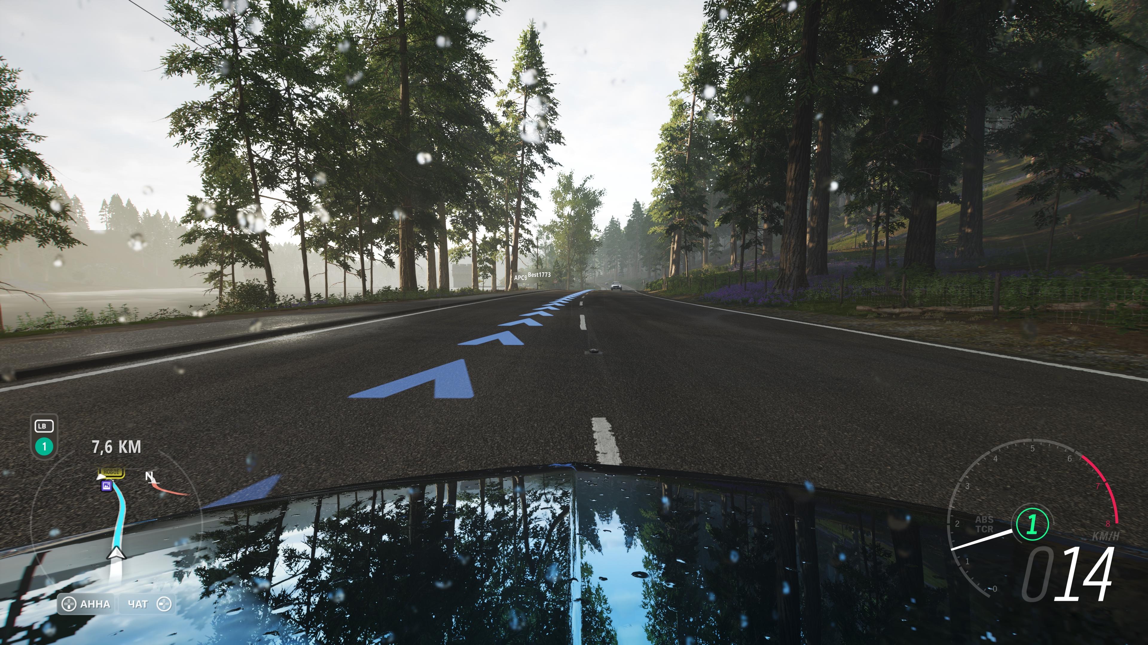 Forza Horizon 4 скриншот в 4k Nvidia GeForce RTX 2080 - Forza Horizon 4