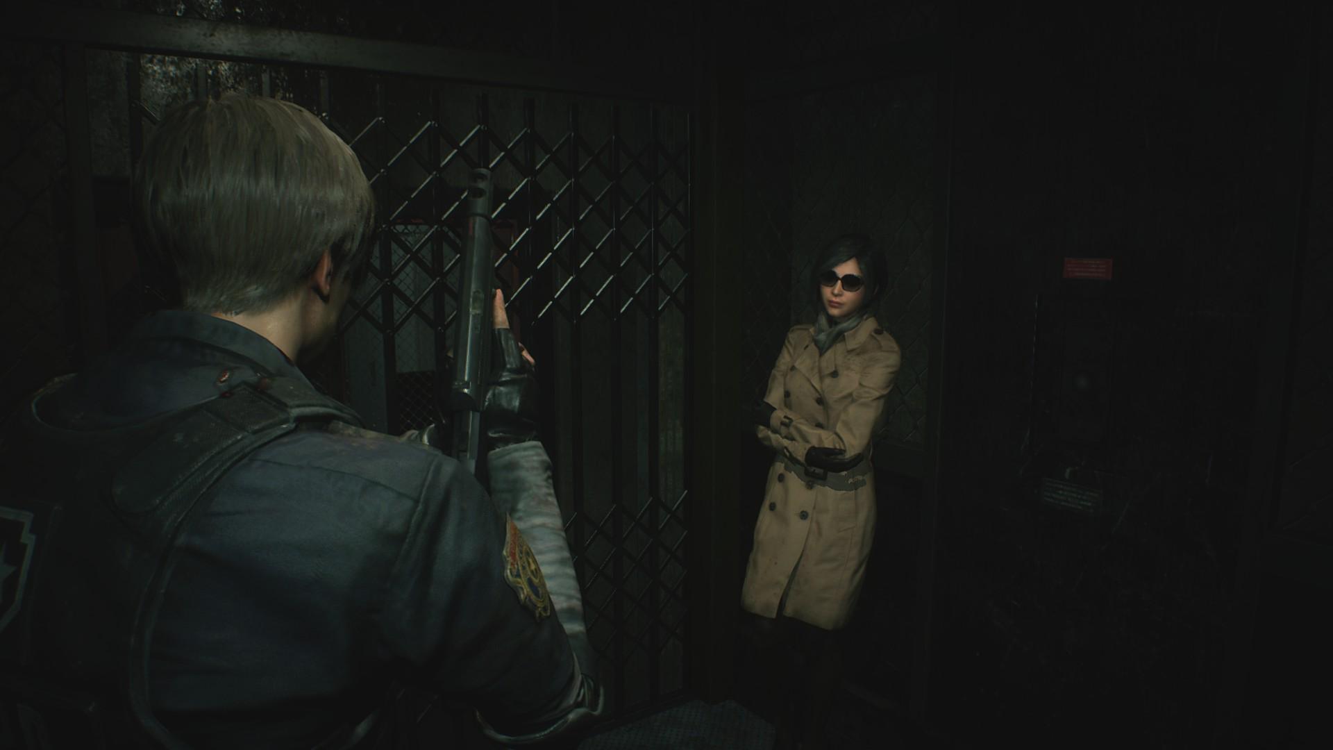 Обитель зла 2 прекрасен - Resident Evil 2