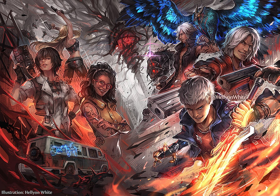KSkUUicohx0.jpg - Devil May Cry 5