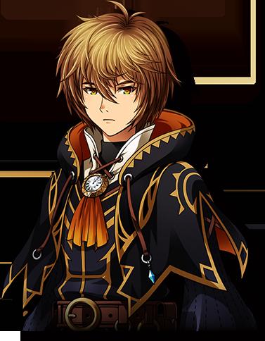 Darius - Wizards of Brandel