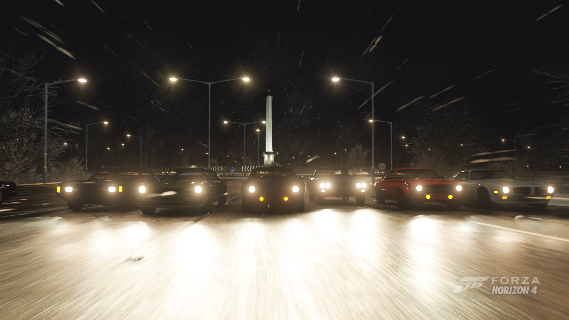 Поездка за пирожками - Forza Horizon 4