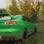 Forza Horizon 4 Поездка за пирожками