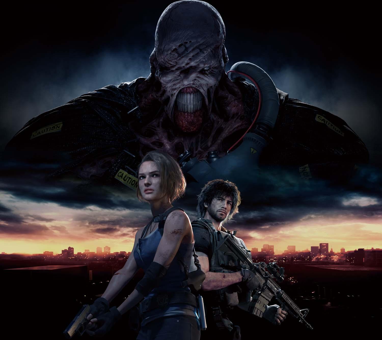 Арт - Resident Evil 3: Nemesis