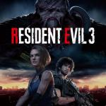 Resident Evil 3: Nemesis Обложка
