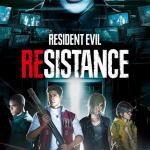 Resident Evil: Resistance Обложка