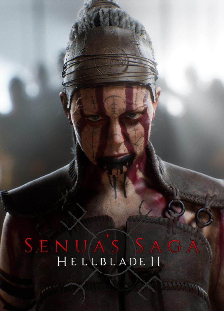 Обложка - Senua's Saga: Hellblade 2