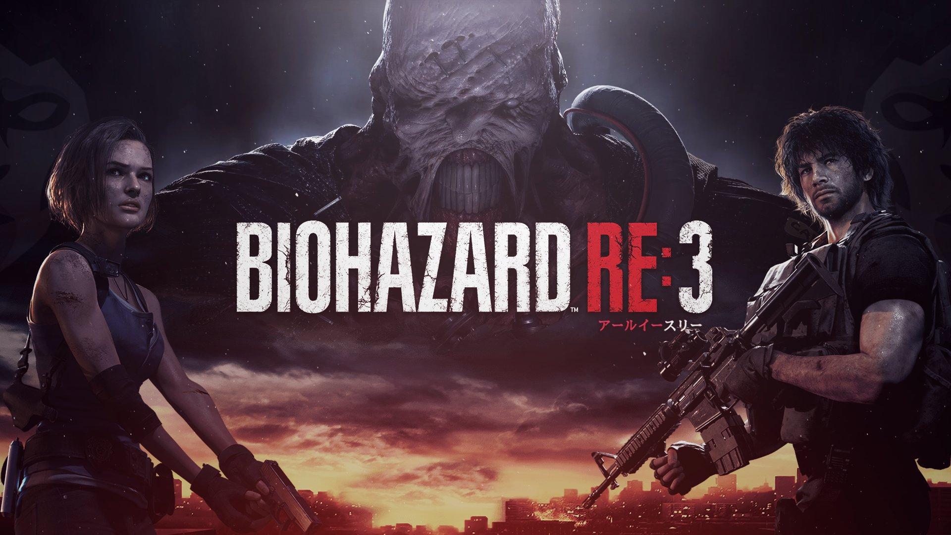 ELjiWFdXYAAuJ7S.jpg - Resident Evil 3: Nemesis