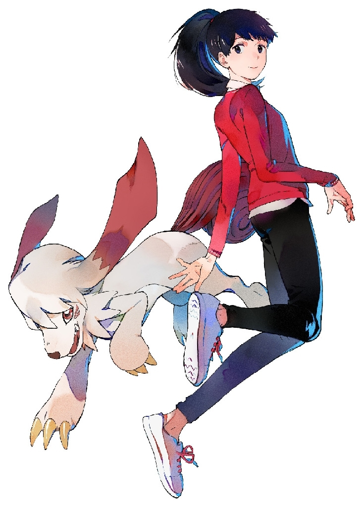 Аои Сибуя - Digimon Survive