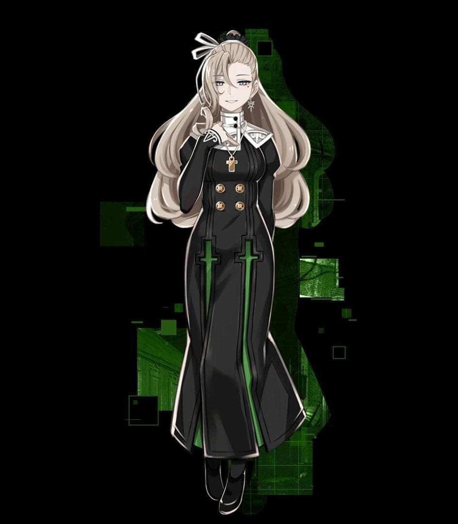 Персонаж - Death end re;Quest 2