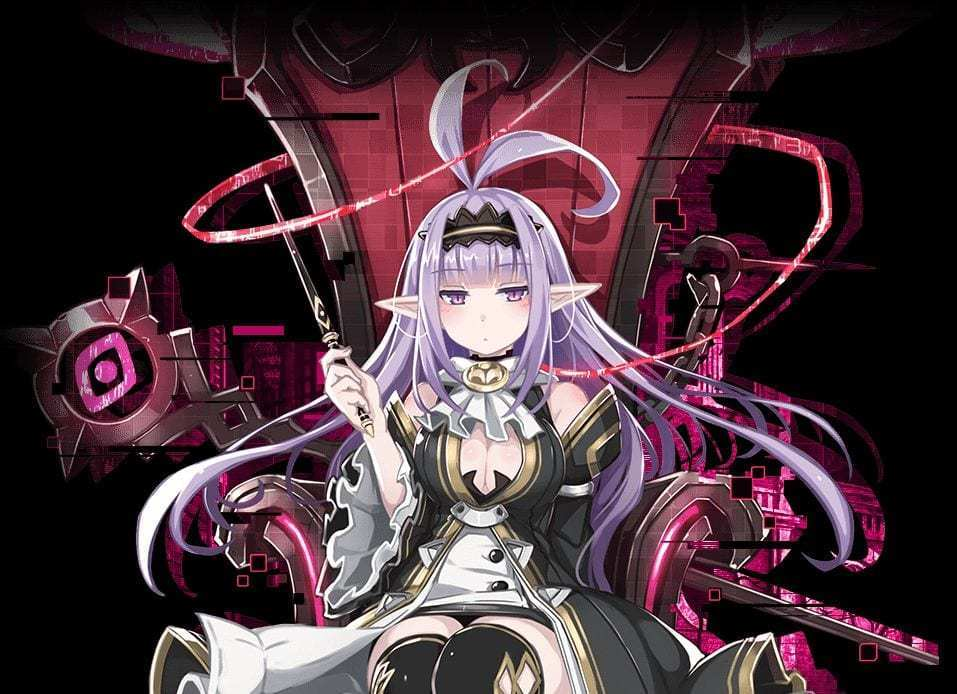 Lucil Filarete - Death end re;Quest 2