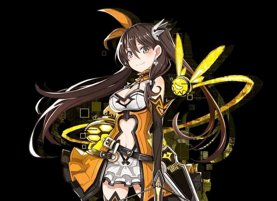 Lily Hopes - Death end re;Quest 2