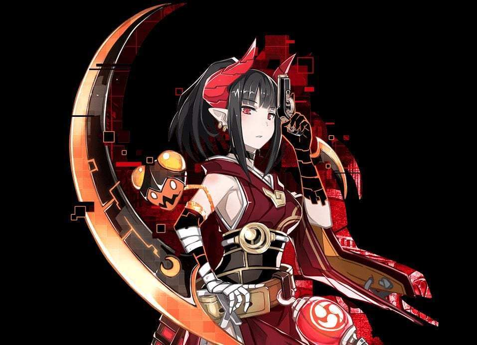 Clea Glaive - Death end re;Quest 2