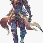Granblue Fantasy: Relink Ланселот