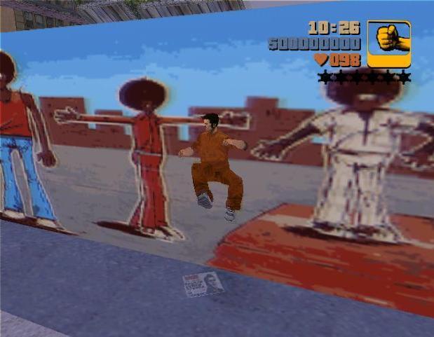Цирк уехал, а мы, оранжевые клоуны, остались... - Grand Theft Auto 3