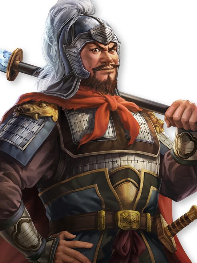 Вэй Янь - Romance of the Three Kingdoms 14
