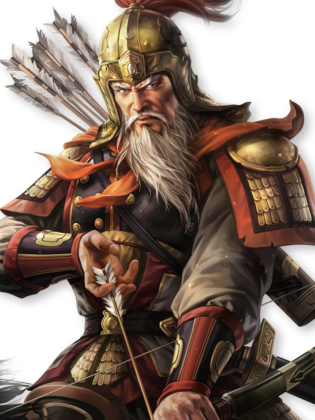 Хуан Чжун - Romance of the Three Kingdoms 14