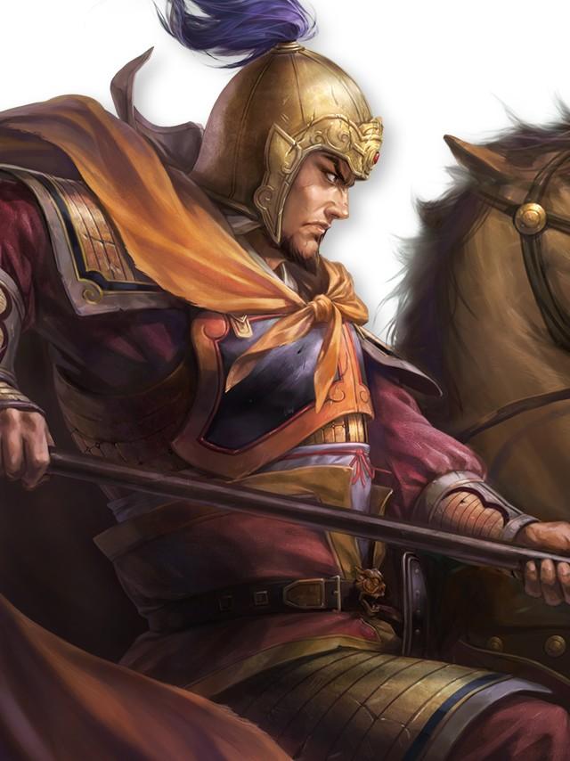 Юэ Джин - Romance of the Three Kingdoms 14