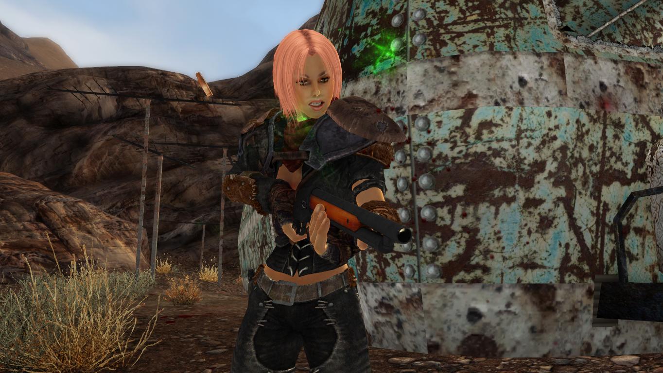 Броня от мастера Izumiko. - Fallout: New Vegas