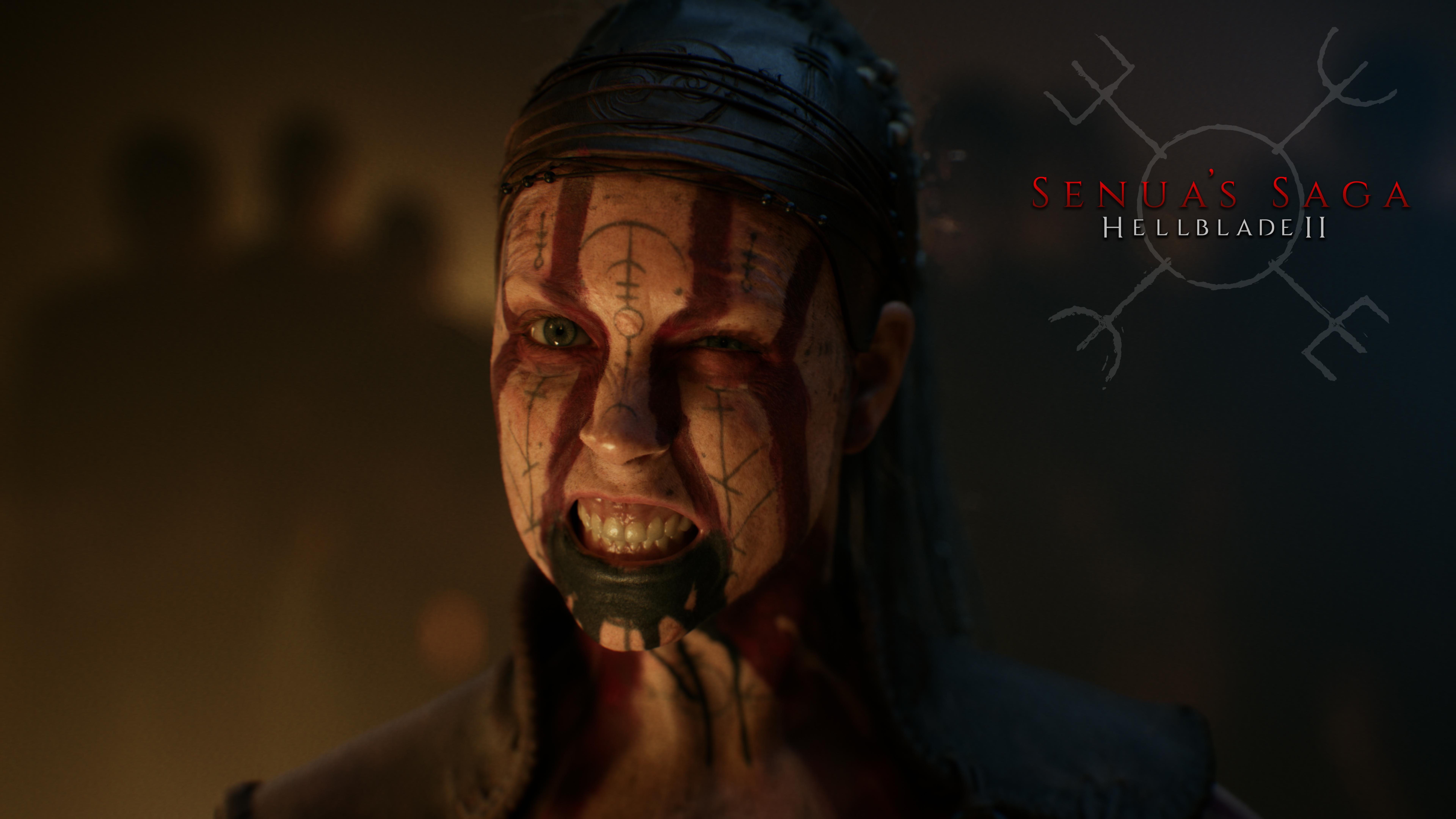 Обои [8K] - Senua's Saga: Hellblade 2