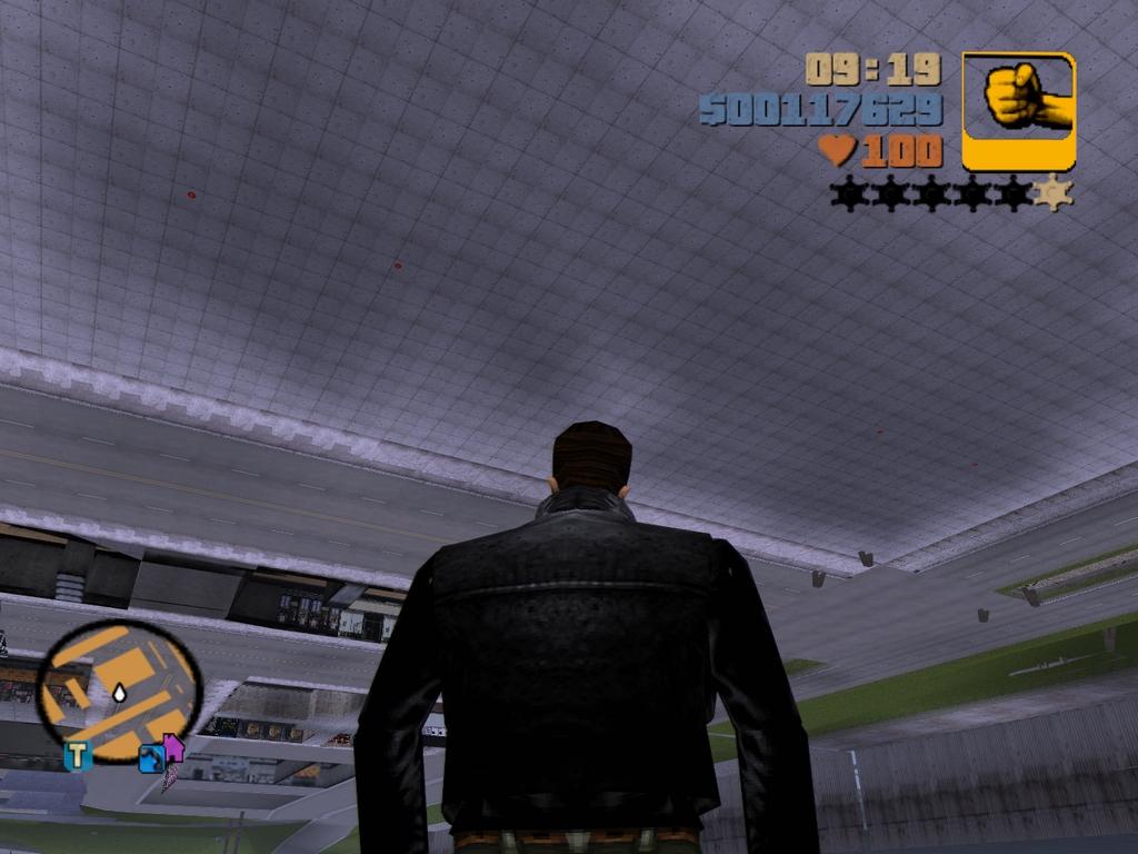 Удивление разработчиков (пасхалка) - Grand Theft Auto 3