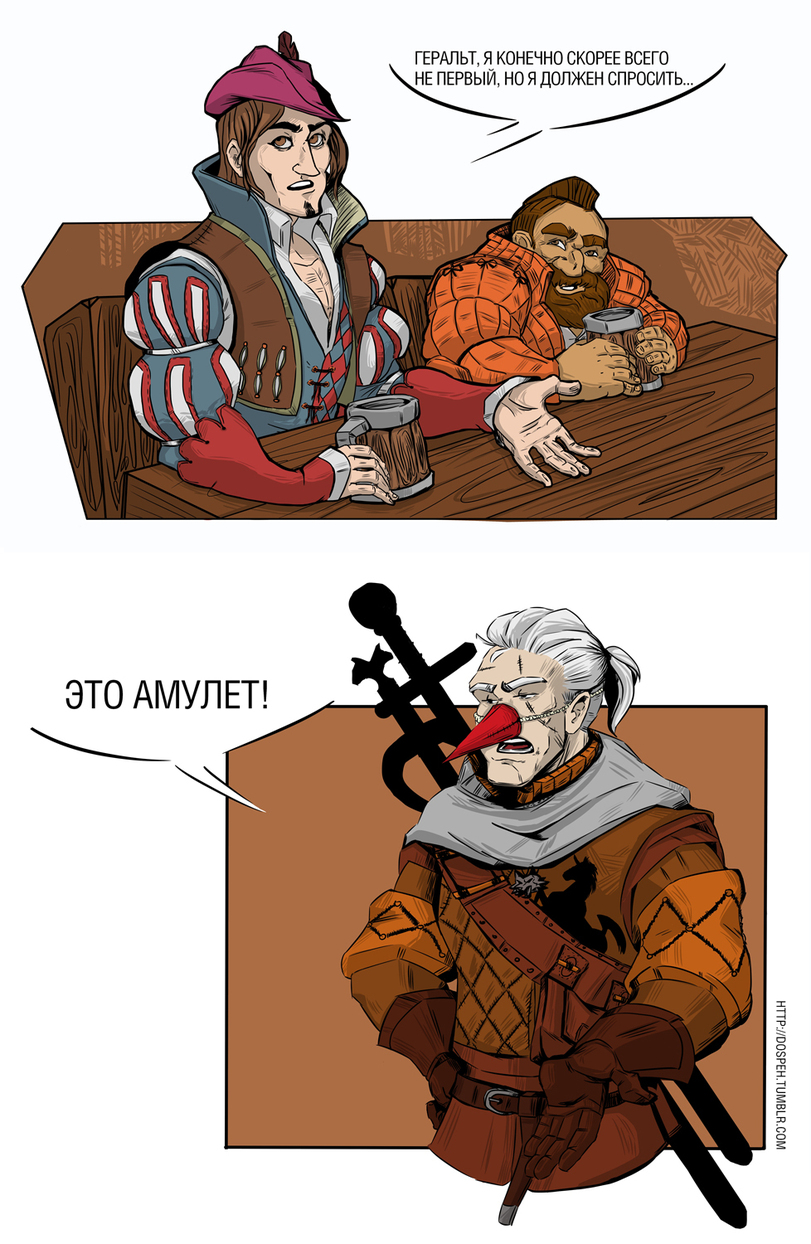 dospeh-Лютик-(The-Witcher)-Witcher-Персонажи-The-Witcher-4061491.jpg - Witcher 2: Assassins of Kings, the