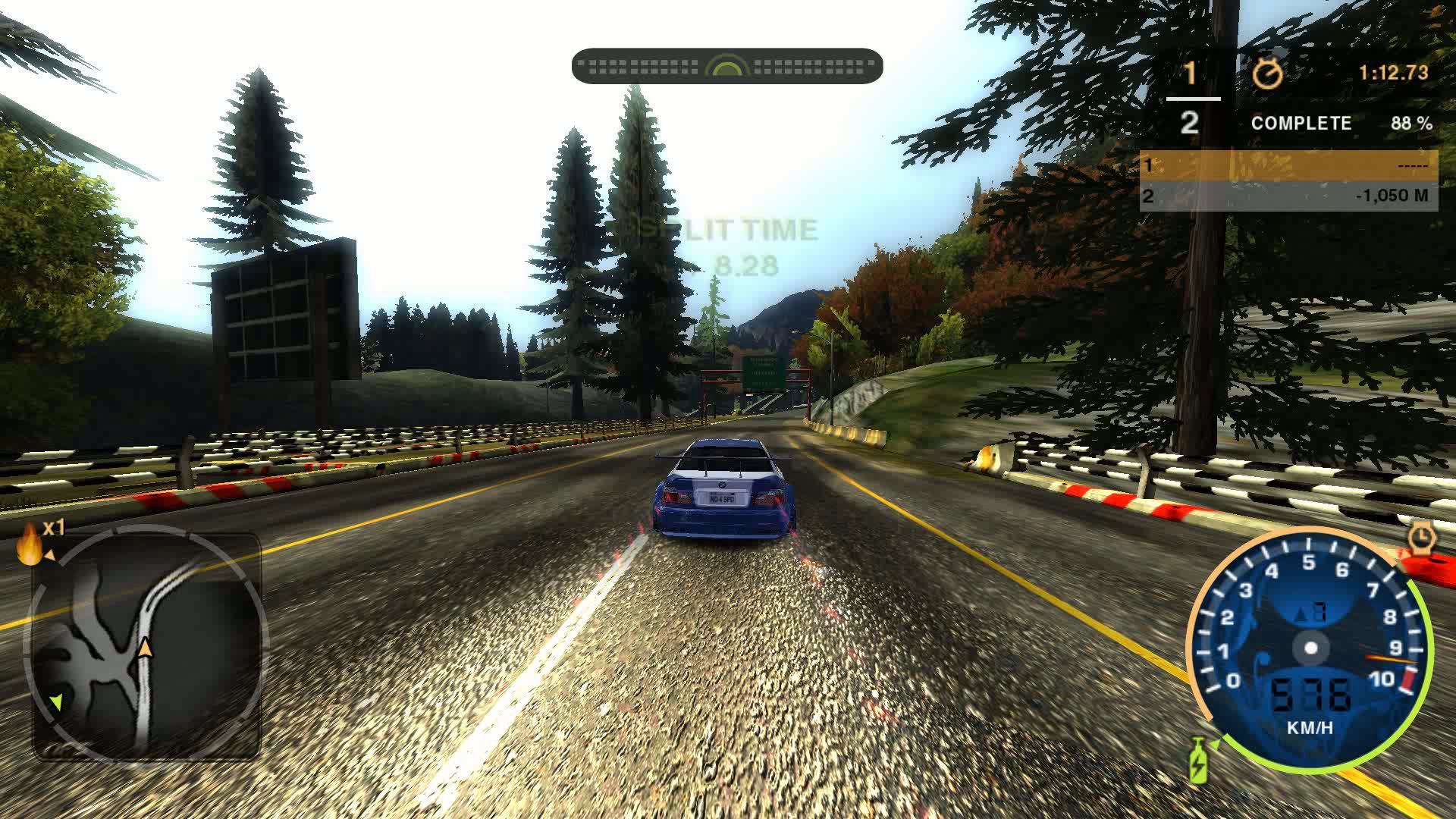 Кадр speed 2019-12-27 23-49-35-920 (00-05-33).jpg - Need for Speed: Most Wanted (2005)