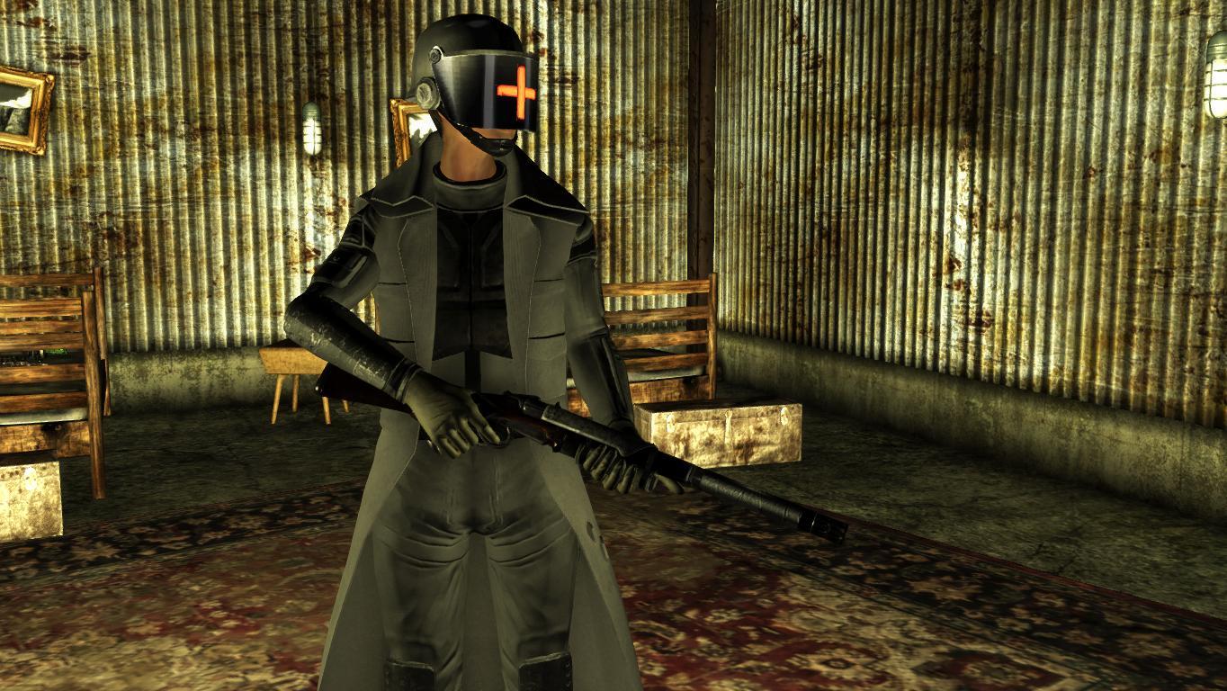 Тайная квартира Последователей. - Fallout: New Vegas