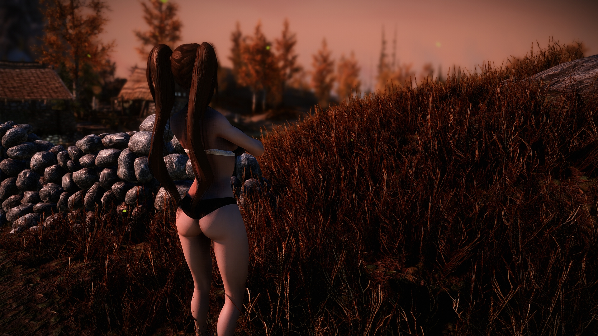 Лидия [бонус] (нон-корова едишн) - The Elder Scrolls 5: Skyrim Лидия, Моды
