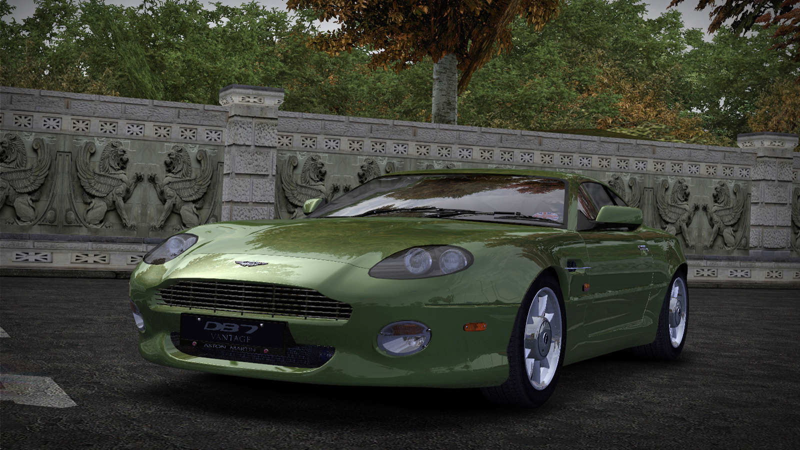 Speed 2020-01-05 19-18-40-725.jpg - Need for Speed: Most Wanted (2005) Aston Martin DB7 Vantage, Автомобиль