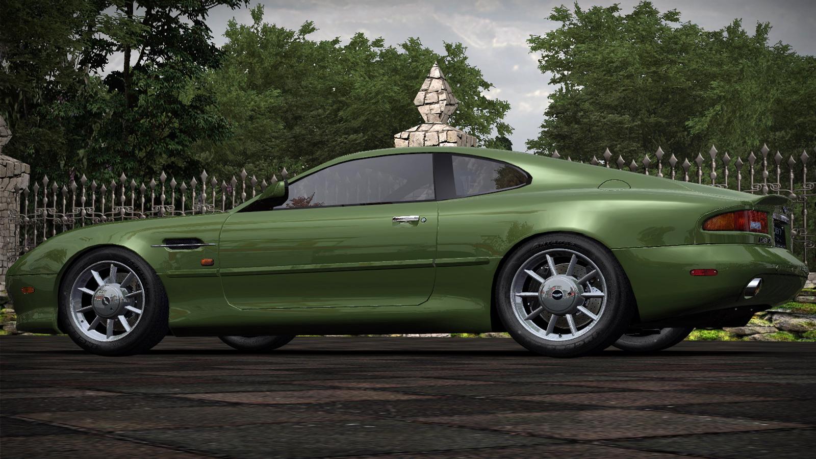 Speed 2020-01-05 19-03-00-949.jpg - Need for Speed: Most Wanted (2005) Aston Martin DB7 Vantage, Автомобиль