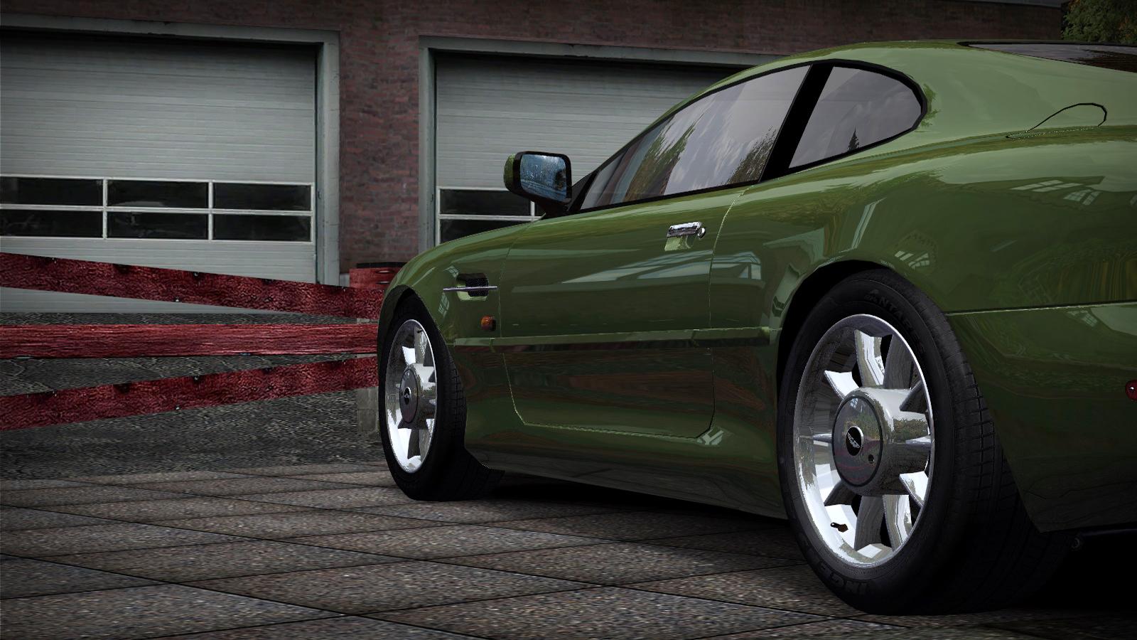 Speed 2020-01-05 19-08-11-834.jpg - Need for Speed: Most Wanted (2005) Aston Martin DB7 Vantage, Автомобиль