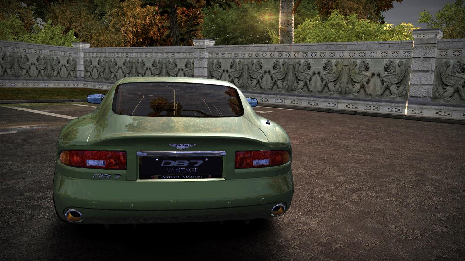 Speed 2020-01-05 19-14-54-406.jpg - Need for Speed: Most Wanted (2005) Aston Martin DB7 Vantage, Автомобиль