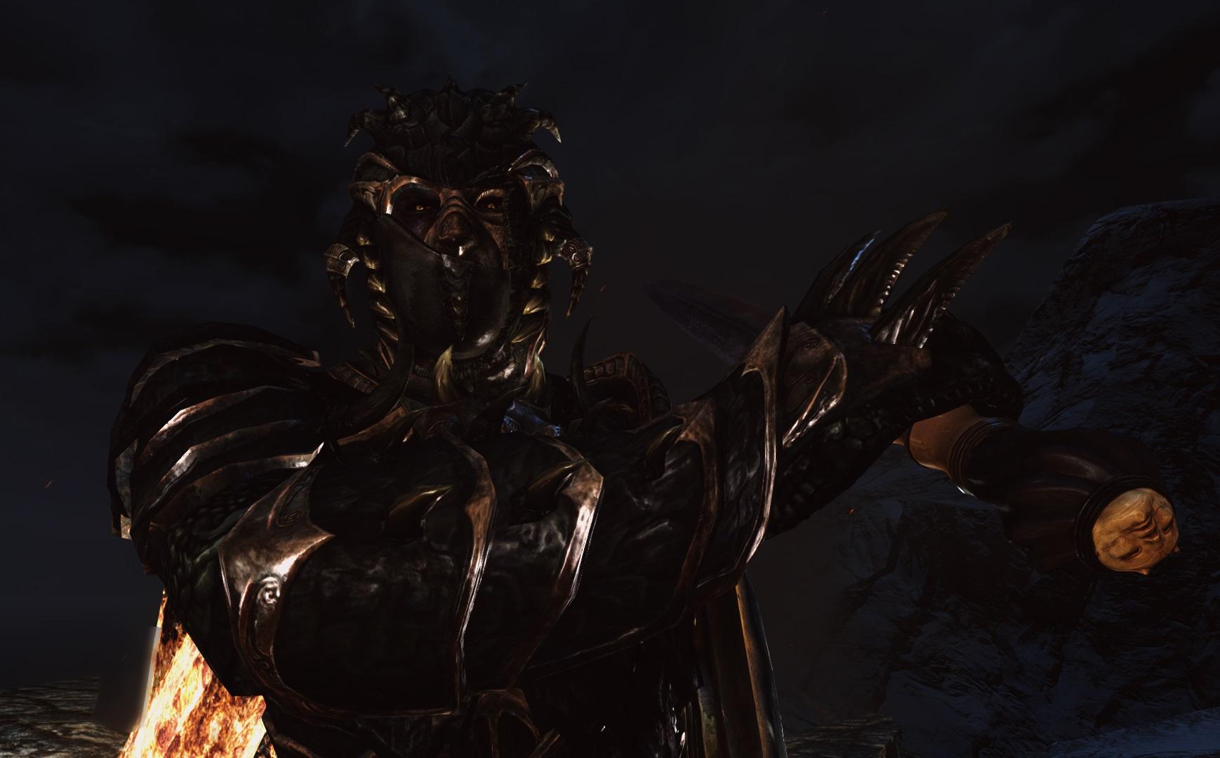 Boe - The Elder Scrolls 5: Skyrim