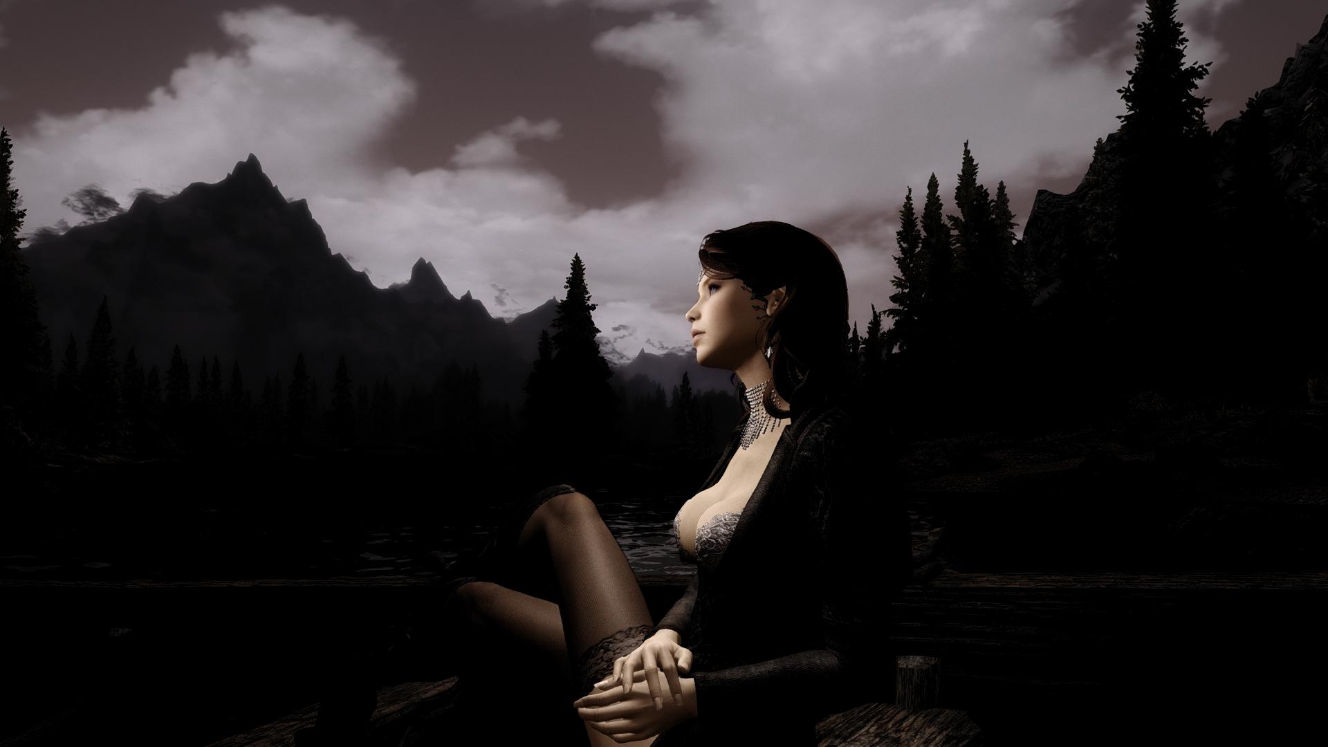 SKYRIM_2020.jpg - Elder Scrolls 5: Skyrim, the арт