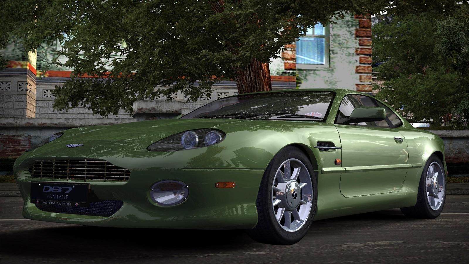 Speed 2020-01-05 18-57-18-245.jpg - Need for Speed: Most Wanted (2005) Aston Martin DB7 Vantage, Автомобиль