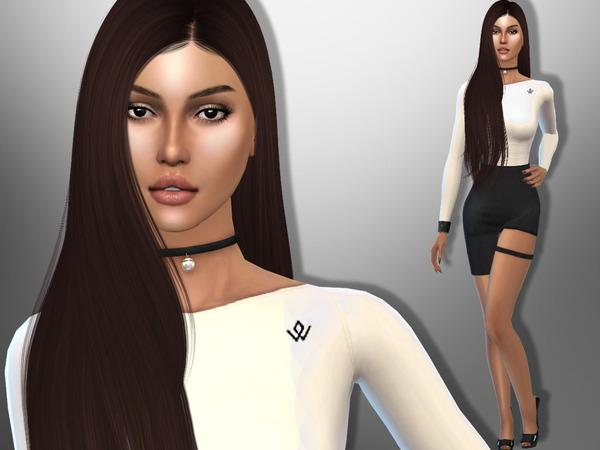 Вика - Sims 4, the Моды