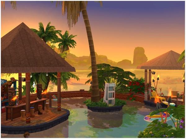 House - The Sims 4 Моды