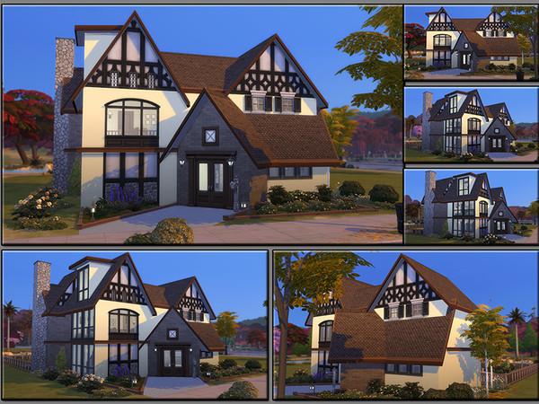 house - Sims 4, the Моды
