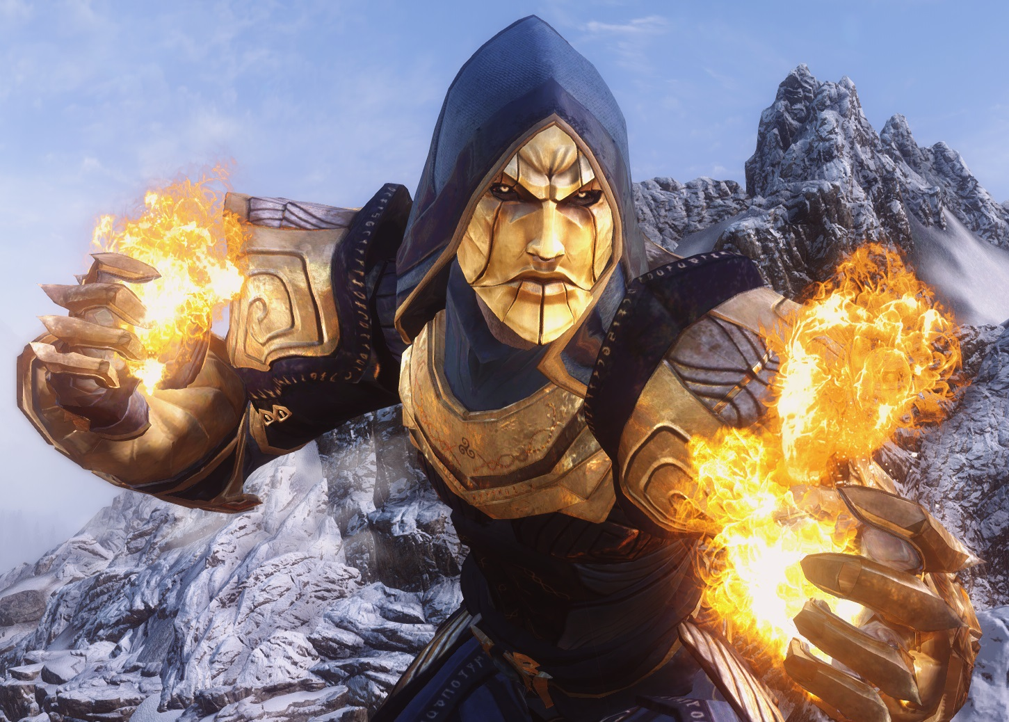 Tribu - Elder Scrolls 5: Skyrim, the