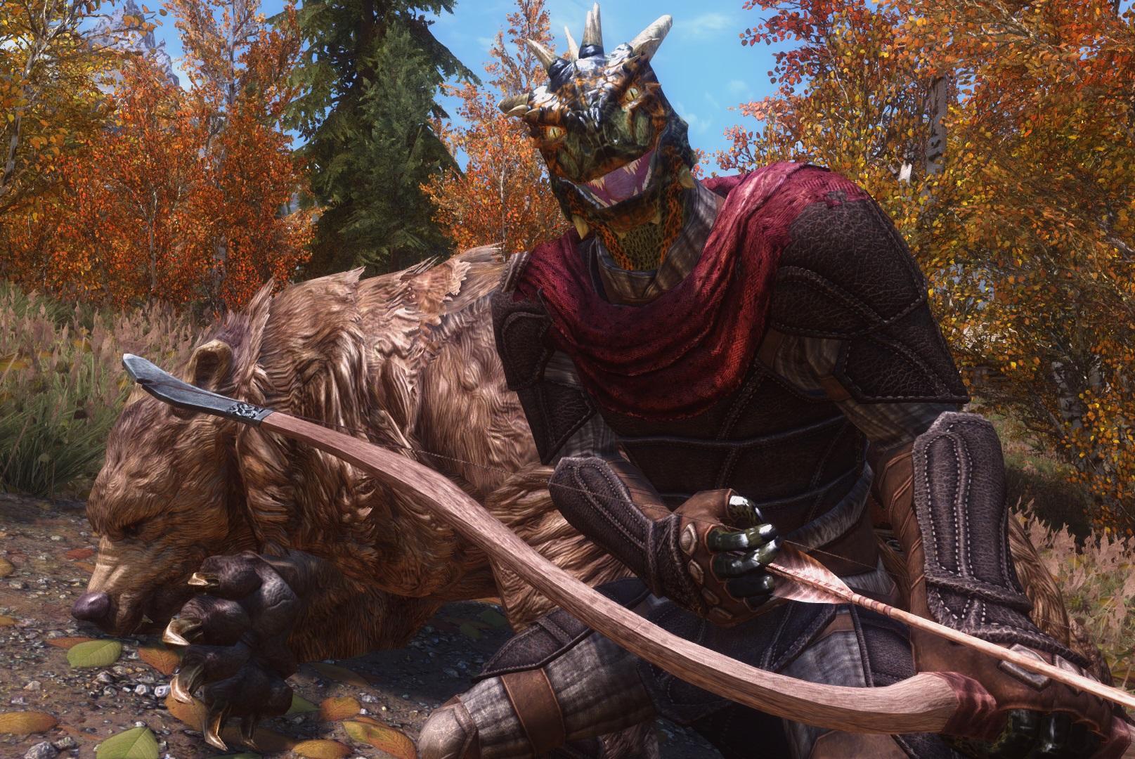 Jama - Elder Scrolls 5: Skyrim, the