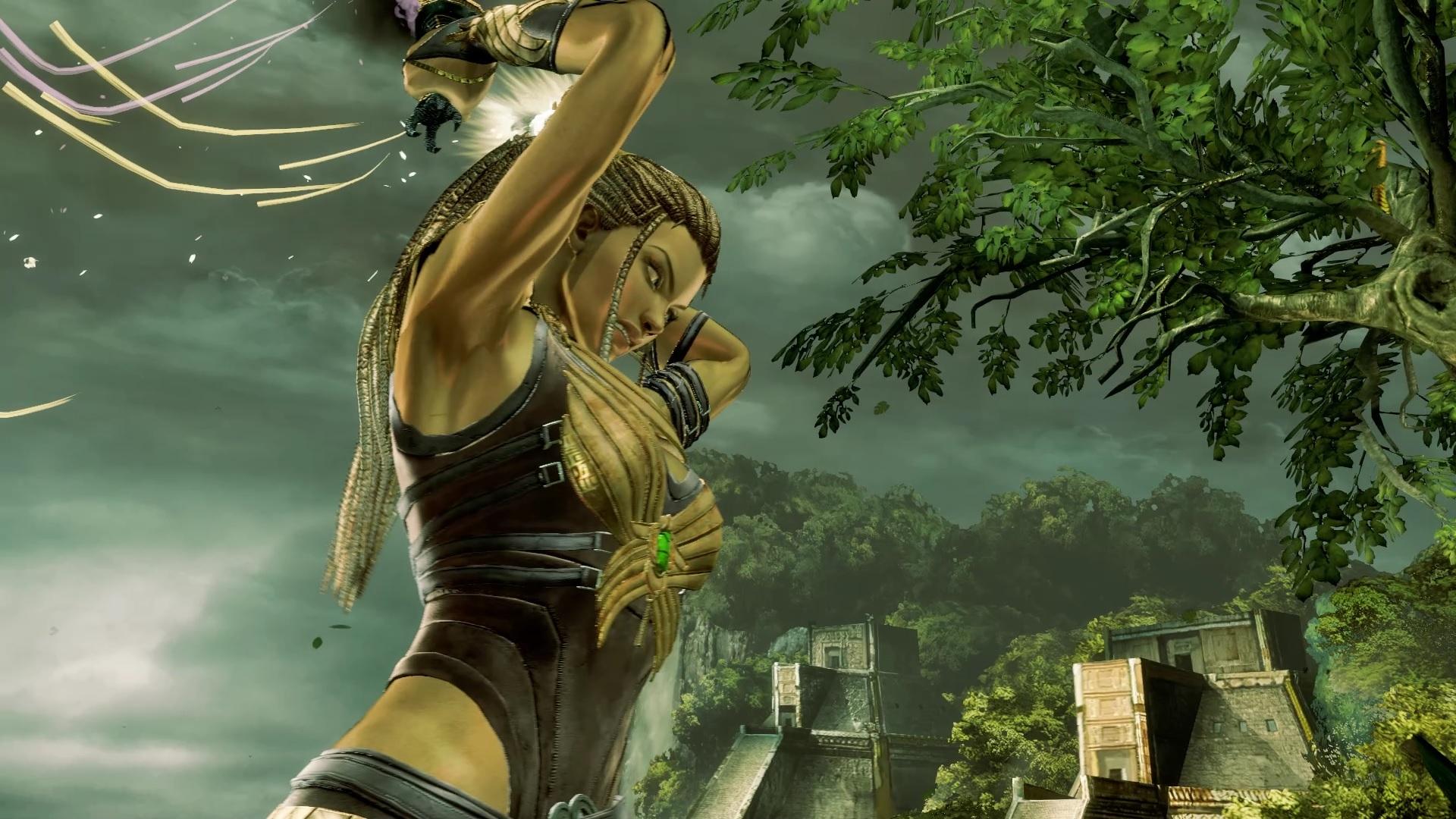 Maya, Kan-Ra, Aganos - Killer Instinct