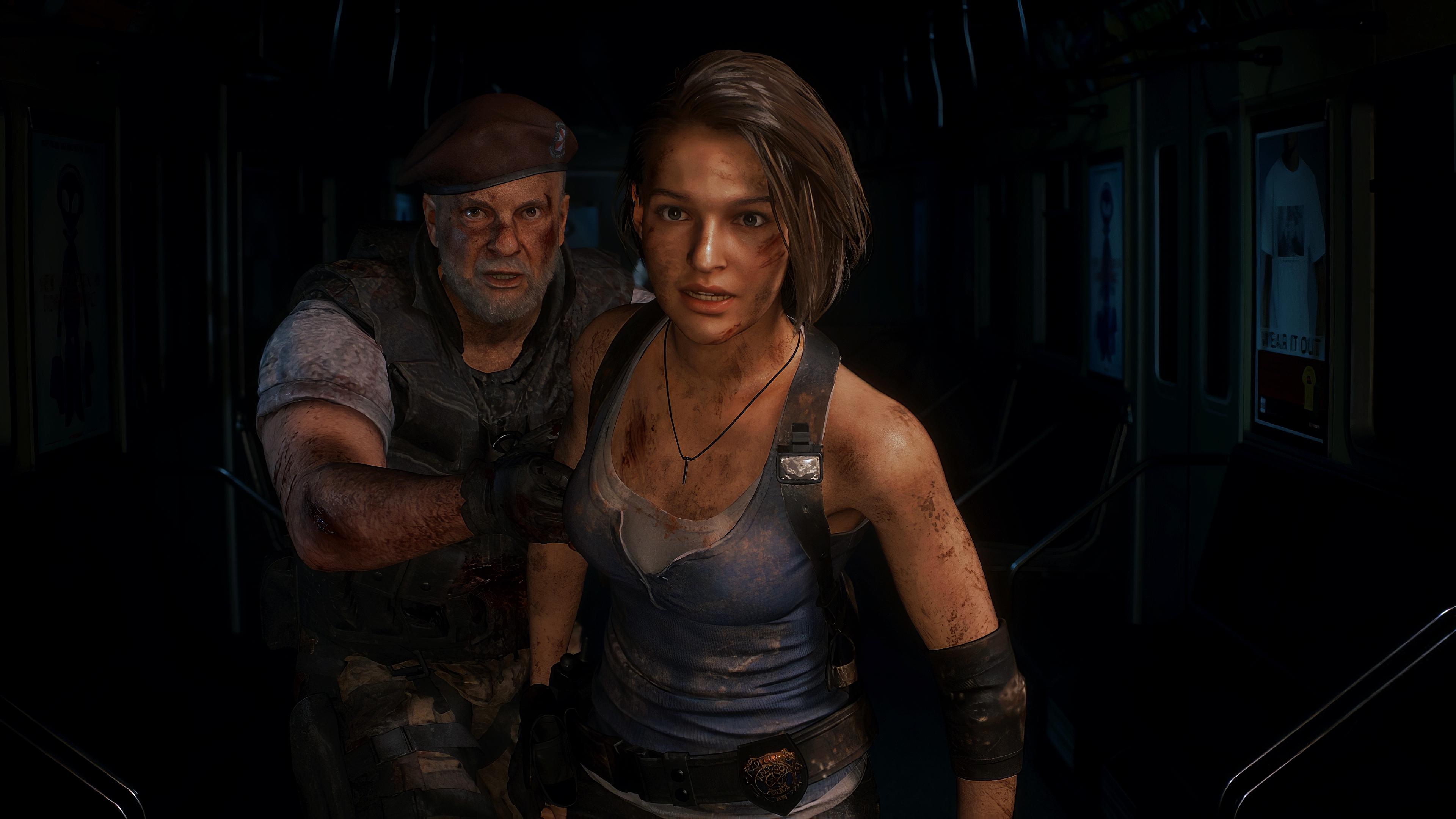 Jill Valentine - Resident Evil 3: Nemesis
