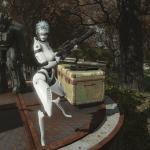 Fallout 4 Модель HDLP в окрестностях Сэнкчуари