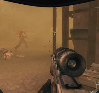 Галерея игры Call of Duty: Black Ops