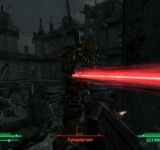 Галерея игры Fallout 3