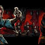 Witcher 3: Wild Hunt Трисс в стиле игры The Darkest Dungeon