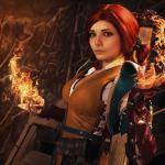 Witcher 3: Wild Hunt Милаха Трисс